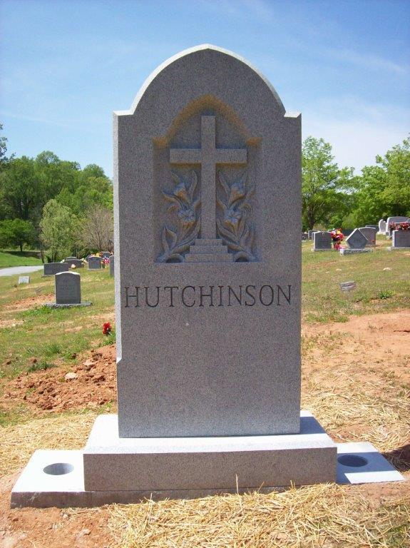 Hutchinson monument